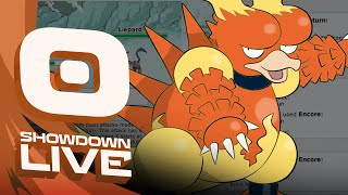 PokeTrivia ORAS NU! Showdown Live w/ PokeaimMD, Akamaru, Chimpact, Gator & steve! by PokeaimMD