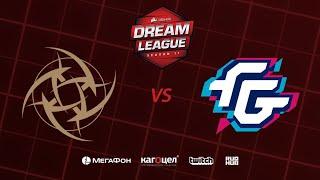 NiP vs Forward Gaming, DreamLeague Season 11 Major, bo1 [Jam & Maelstorm]