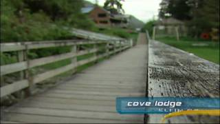 The Cove Lodge in Elfin Cove Alaska