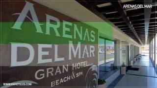 El Hotel Kn Arenas del Mar Beach & Spa, en Tenerife es un hotel Solo Adultos ubicado en la zona sur de Tenerife, en El Médano.