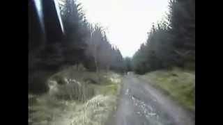 BMW GS / KTM Trails - Off Road Trail, North of Llandovery