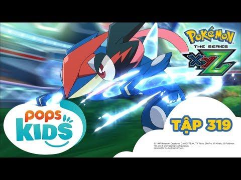 Pokémon Tập 319 - Vô địch Giải liên đoàn Kalos! - Hoạt Hình Pokémon Tiếng Việt S19 XYZ - Thời lượng: 21:31.
