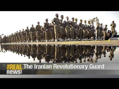 The Iranian Revolutionary Guard