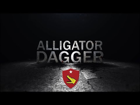 Earlier this month, service members assigned to Combined Joint Task Force-Horn of Africa participated in Alligator Dagger. Alligator Dagger, led by Naval Amphibious Force, Task Force 51/5th Marine Expeditionary Brigade is a dedicated, bilateral combat rehearsal that combines U.S. and French forces to practice, rehearse and exercise integrated capabilities available to U.S. Central Command both afloat and ashore.