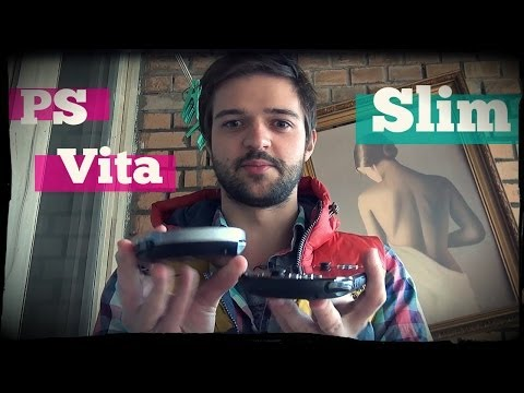 Полный обзор: PS Vita Slim против мобильного гейминга!
