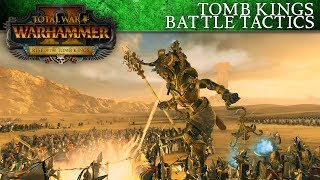 Total War: WARHAMMER II – Tomb Kings Battle Tactics