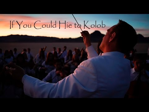 If You Could Hie to Kolob / Dives and Lazarus