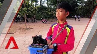 Video Meet the Cambodian boy who speaks more than a dozen languages MP3, 3GP, MP4, WEBM, AVI, FLV Desember 2018