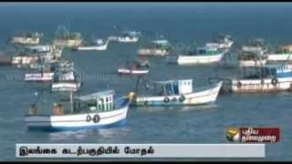 Srilankan navy arrests 43 Indian fishermen