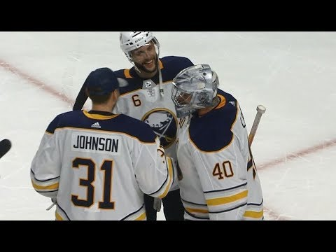 Video: Complete Sabres - Senators shootout | Mar. 8