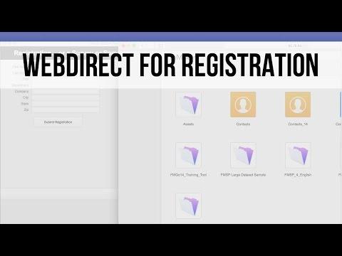 (İngilizce) Filemaker 14 WebDirect ile web üzerinden Kayıt Formu Alma ve Anket Oluşturma