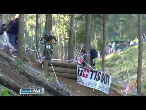 downhill: greg minnaar vince a pietermaritzbug in sud africa nel 2013
