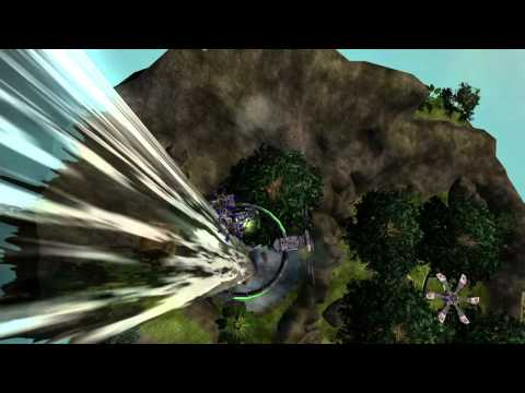 EverQuest 2 Race Video