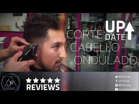 CORTE PARA CABELLO ONDULADO CORTO  /  WAVY HAIRCUT / JR Style