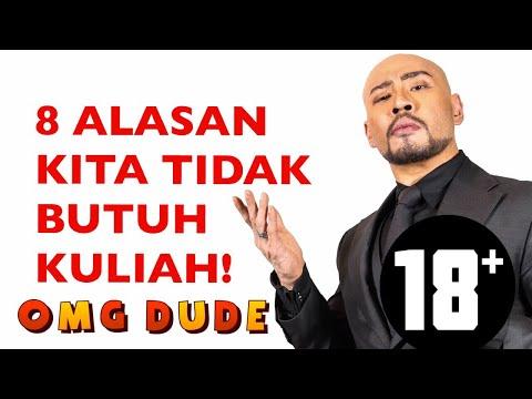 Download Video 8 ALASAN KULIAH TIDAK PENTING!  (MOTIVE DEDDY CORBUZIER)