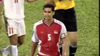 Video Singapore vs Indonesia : Tiger Cup 2004 Final (2nd Leg) MP3, 3GP, MP4, WEBM, AVI, FLV Desember 2018