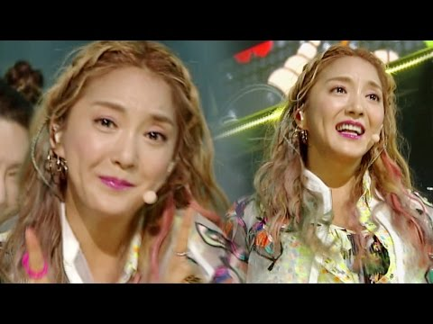 《Comeback Special》 BADA (바다) - Summer Time @인기가요 Inkigayo 20160807