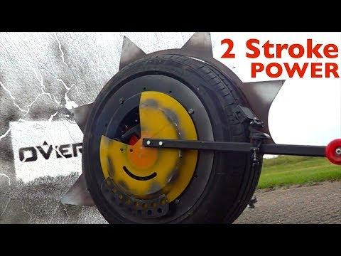Real Overwatch 2 Stroke Rip-Tire