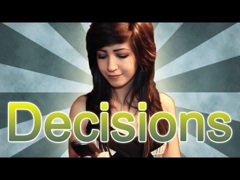 Tekst piosenki TeraBrite - Decisions po polsku