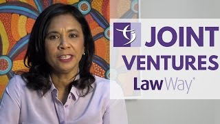 What is a Joint Venture? | Law Way