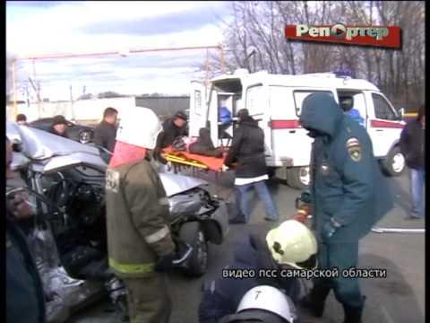 """У кладбища """"Южное"""" столкнулись три машины (видео)"""