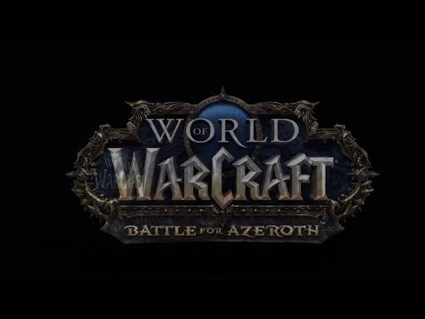 NEW EXPANSION ANNOUNCED!!! / Battle for Azeroth / World of Warcraft (WoW)