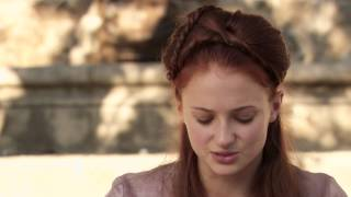 Subscribe to the Game of Thrones YouTube: http://itsh.bo/10qIOan Unlike Cersei, Sansa maintains her cool during a tense time.