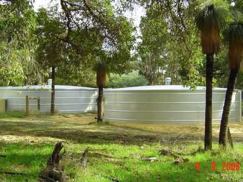 Steelfab Water Solutions - Safe, proven, cost effective water storage