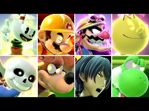 All Final Smashes in Super Smash Bros. Ultimate (All DLC)