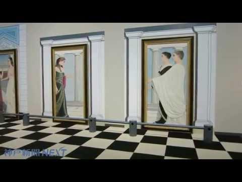 姫路で「名画のあった場所」展