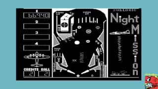 Night Mission Pinball (Commodore 64 Emulated) by ILLSeaBass