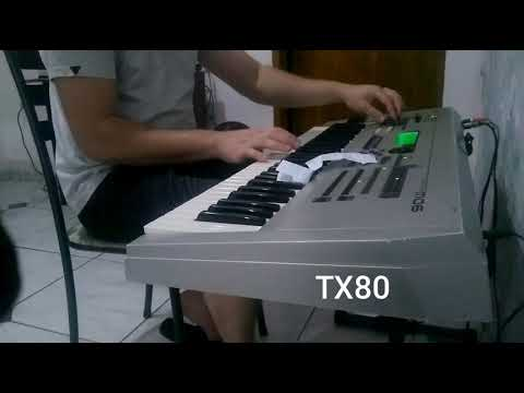 Performances Yamaha mo6/mo8