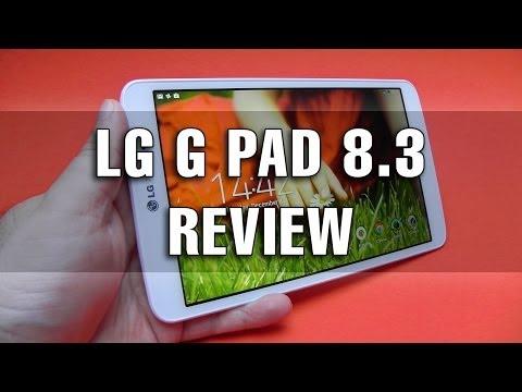 LG G Pad 8.3 Review în Limba Română – Mobilissimo.ro