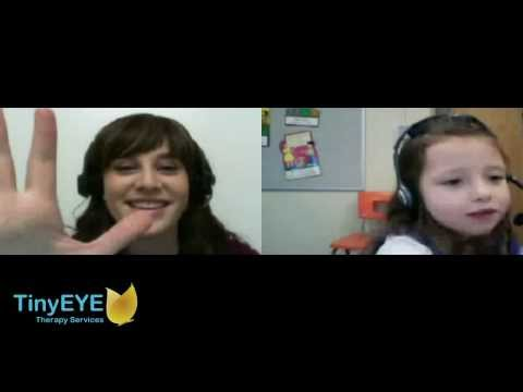 TinyEYE Online Speech Therapy Services