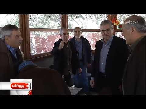 Στην Καισαριανή για τα Κούλουμα ο Δ. Κουτσούμπας | 11/3/2019 | ΕΡΤ