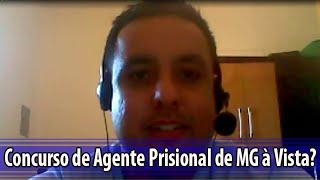 Nesse vídeo eu explico o porquê poderá ser lançado em breve, um novo Edital para o Concurso Agente Penitenciário MG 2017,...
