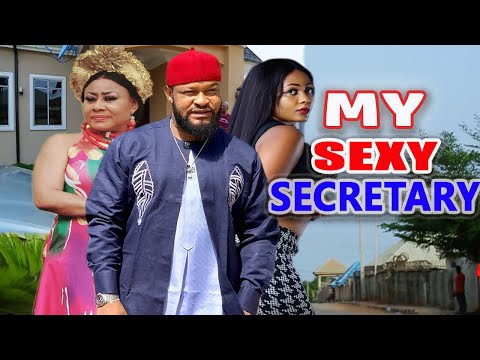 MY SEXY SECRETARY 1&2 - NGOZI EZEONU, CHINWETALU AGU, DIAMOND OKECHI LATEST NIGERIAN NOLLYWOOD MOVIE
