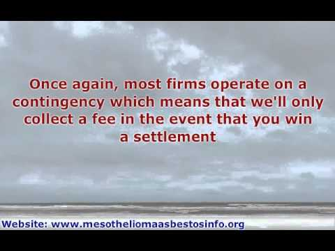 Mesothelioma Lawsuit