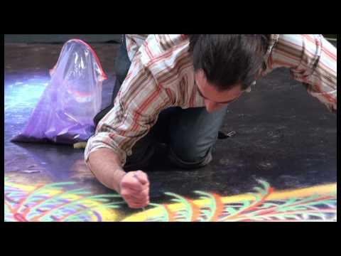 0 Joe Mangrum, un artiste new-yorkais