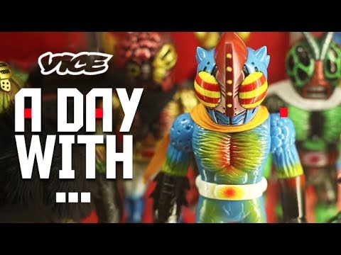 VICE   A Day With... Sofubi Maker | Video