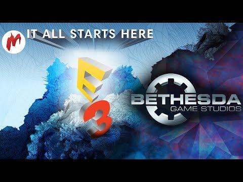 E3 2017 | Конференция Bethesda