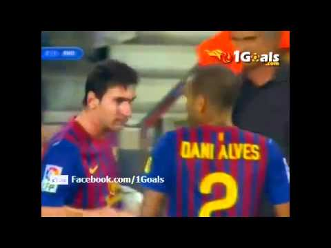mourinho vs messi 2011 (видео)