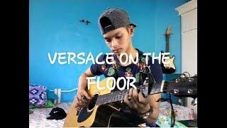 Video Bruno Mars - Versace on the floor - Cover (fingerstyle guitar) - FREE TABS download in MP3, 3GP, MP4, WEBM, AVI, FLV Februari 2017