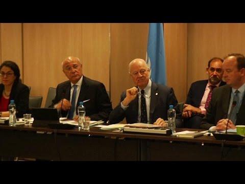 Συρία: Νέες συνομιλίες και κλιμάκωση συγκρούσεων