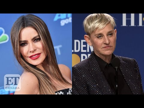 Sofia Vergara Says She Was 'Never A Victim' On 'Ellen'