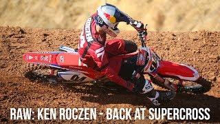 Nonton Raw Video  Ken Roczen Returns To Supercross Film Subtitle Indonesia Streaming Movie Download