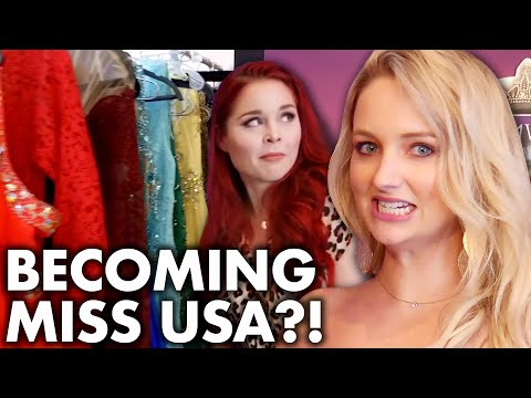 Training to Be a Pageant Queen! (Beauty Trippin)