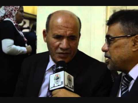 عادل عفيفي: المحامون هم الكلمة الاخيرة في اختيار من يمثلهم