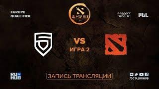 PENTA vs Final Tribe, DAC EU Qualifier, game 2 [CrystalMay]