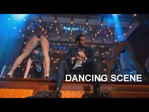 Dancing Scene | Ep. 10 opening | Lucifer (S04E10) (Season 5 Date Announcement)